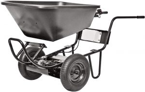 24 Volt Power Assist Wheelbarrow