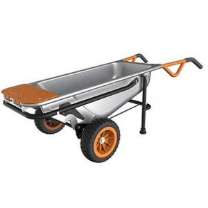 Aerocart 8-in-1 All-Purpose Wheelbarrow