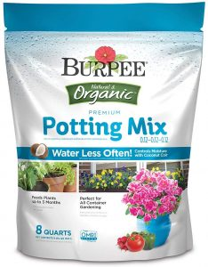 Burpee Organic Potting Mix