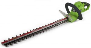 Greenworks HT04B0022-Inch Corded