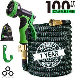 100ft Expandable Garden Hose