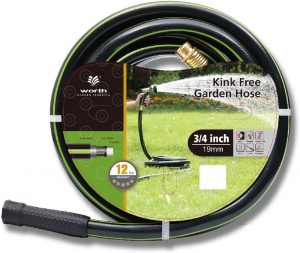 3 4 100ft. No-Kink Tested Garden Hose