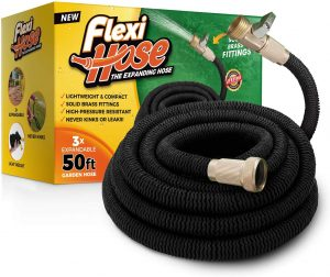 50 FT Flexi Hose Expandable Garden Hose