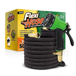 8 Purpose Nozzle And 50 Ft Flexi Hose