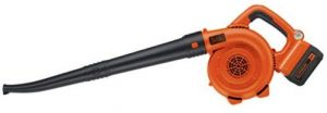BLACK DECKER LSW36 40V Lithium Ion Cordless Sweeper, 24