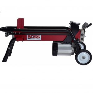 Boss Industrial ES7T20 Electric Log Splitter, 7-ton
