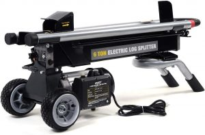 Goplus 6 Ton Hydraulic Electric Log Splitter
