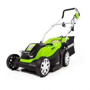 Greenworks MO09B01 Electric Lawn Mower