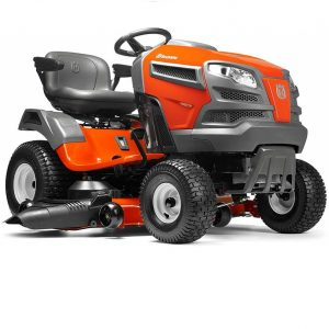 Husqvarna YTA24V48 24V Fast Continuously Variable Transmission Pedal Tractor Mower, 48 Twin