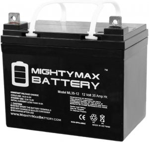 Mighty Max Battery For John Deere