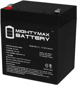 Mighty Max Battery For Black Decker Grasshog-CST2000