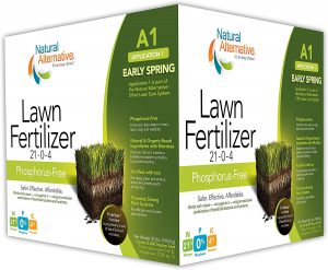 Natural Alternative Early Spring Fertilizer