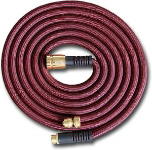 Pure Expandable Garden Hose 50ft With Spray Nozzle