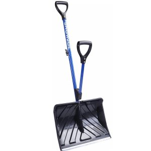 Snow Joe SJ-SHLV01 Shoveliution Strain-Reducing Snow Shovel