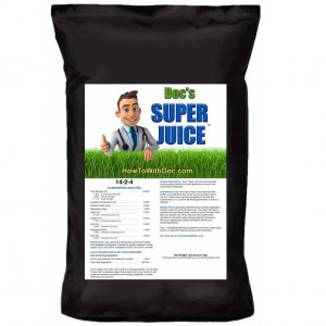 Super Juice Best Fertilizer for Bermuda Grass