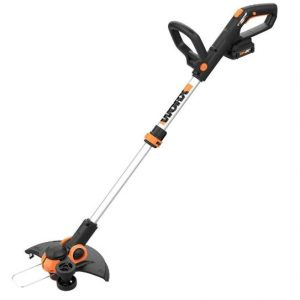 Worx Wg163 Gt 3.0 20v PowerShare 12 Cordless String Trimmer & Edger