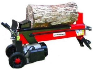 owerhouse XM-380 Electric Hydraulic Log Splitter, 7-ton