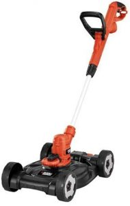 Black Decker MTE912 Electric Mower