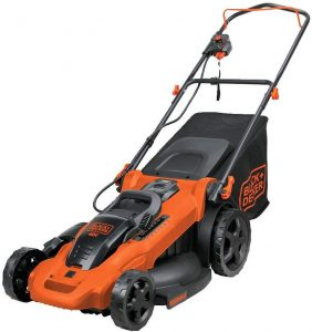 Black Decker CM2043C Lawn Mower