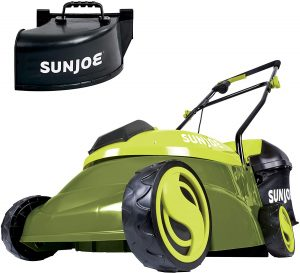 Sun Joe MJ401C- Pro 14-Inch Lawn Mower