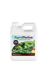 AgroThrive Organic Fertilizer - The Professionals' Choice