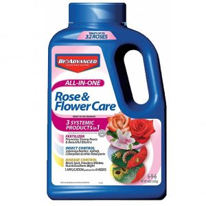 Bayer Advanced 701110A All in One Rose and Flower Care Granules