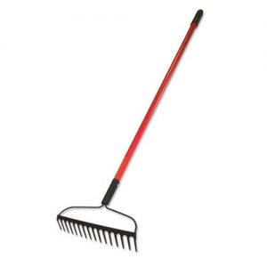 Bully Tools 92309 12-Gauge 16-Inch Bow Rake