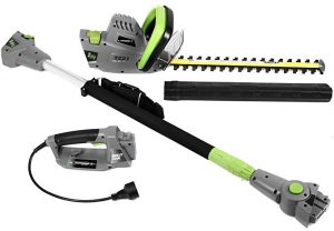 Earthwise CVPH43018 Corded 2-in-1 Convertible Pole Hedge Trimmer