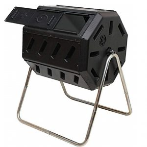 FCMP Outdoor IM4000 Tumbling Compost Bin