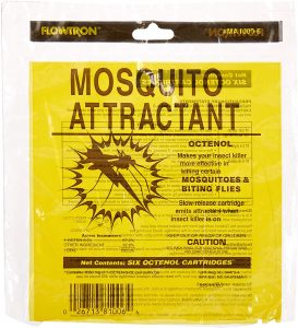Flowtron Octenol Mosquito Attractant Cartridges