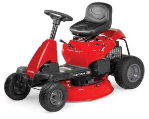 Gas-Powered Riding Lawn Mower