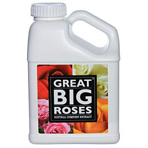 Great Big Roses Organic Rose Food Fertilizer