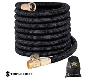 Heavy-Duty Expandable Garden Hose