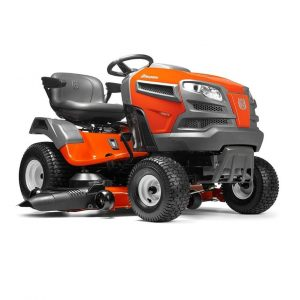 Husqvarna YTA24V48 – A Fast Lawn Tractor That Has Full Auto Transmission And With An Extended Warranty