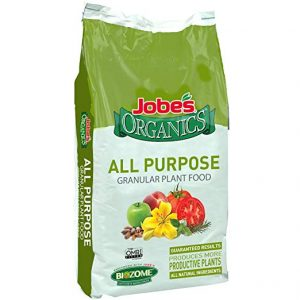 Jobe's Organics 09524 Purpose Granular Fertilizer