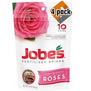 Jobe's Best Rose Fertilizer