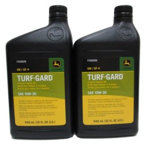 John Deere Best Oil For Lawn Mowers
