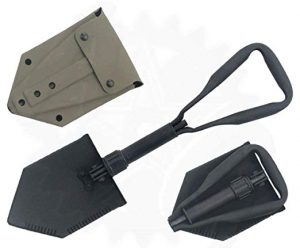 Military issue Tri-Fold Entrenching Tool (E-Tool)
