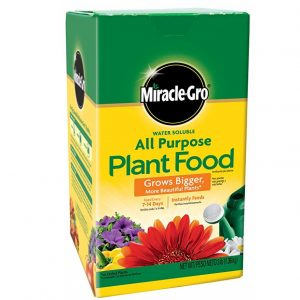 Miracle-Gro Best Organic Fertilizer For Vegetables
