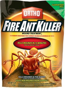 Ortho Ant Killer Mound Treatment