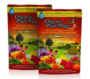 Plant Magic Plant Food 100% Organic Fertilizer
