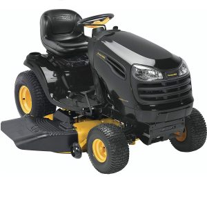 Poulan Pro PB20VA46 – A Sleek, Great Looking Lawn Tractor That Has A 46-inch Reinforced Cutting Deck