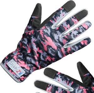 RZleticc Garden Gloves Women Premium For Gardening