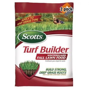 Scotts Turf Builder Winterguard Fall Lawn Food