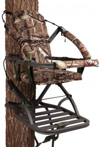 Summit Treestands Mini Viper SD Mossy Oak Climbing Treestand