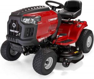 Troy-bilt Automatic Lawnmower – A Powerful Lawn Tractor That Puts An Emphasis On Comfort