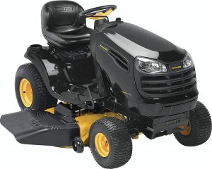 V-Twin Ready Start Pedal Control Fast Auto Drive Cutting Deck Riding Mower
