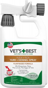 Vet'svet's Best Flea And Tick Yard And Kennel Spray