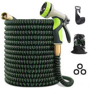 Vieneci 100ft Garden Hose Upgraded