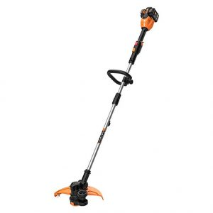 "Worx Wg184 40v Power Share 13"" Cordless String Trimmer And Wheeled Edger (2x20v Batteries)"